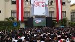 Miraflores instalará pantalla por partido Perú - Australia