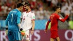 Mundial Rusia 2018: Portugal empató con Irán 1-1 [VIDEO]