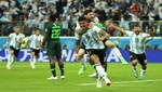 Mundial Rusia 2018: Argentina eliminó a Nigeria con un 2-1 [VIDEO]