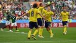 Mundial Rusia 2018: México pierde ante Suecia pero clasifica a la siguiente ronda [VIDEO]