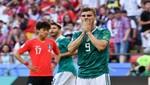 Mundial Rusia 2018: Alemania queda fuera el torneo en la primera ronda [VIDEO]