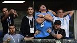 Diego Maradona necesita abandonar el Mundial Rusia 2018