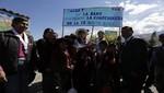 Ministra Silvia Pessah: 'Distrito ayacuchano de Iguaín es ejemplo en la lucha contra la anemia'