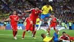 Mundial Rusia 2018: Brasil pasa a la próxima ronda ganando a Serbia por 2-0 [VIDEO]