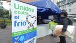 Miraflores inicia campaña solidaria para afectados por heladas y  friaje en zonas altoandinas