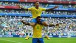 Mundial Rusia 2018: Brasil saca del torneo a México tras vencerlo por 2-0 [VIDEO]