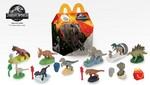 McDonald's invita a los niños a descubrir el mundo de los dinosaurios con una nueva colección de la Cajita Feliz