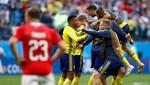 Mundial Rusia 2018: Suecia avanza para enfrentar a Inglaterra o Colombia [VIDEO]
