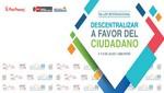 PCM organiza taller internacional 'Descentralizar a favor del ciudadano'