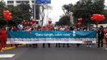 Minsa: Más de 700 ciclistas promovieron la donación voluntaria de sangre