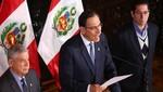 Emprenderemos una reforma que permita construir un sistema judicial eficaz y transparente, afirmó presidente Vizcarra