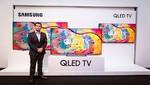Samsung presenta su nueva línea de televisores QLED 2018: El televisor que se integra a tu hogar