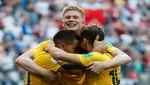 Mundial Rusia 2018: Bélgica se quedó con el tercer lugar del torneo [VIDEO]