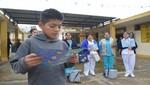 Minsa refuerza vacunación contra el sarampión en San Juan de Lurigancho