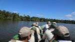SERNANP: Inician construcción de segundo tramo del sendero turístico del Lago Sandoval