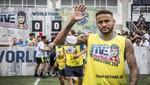 Neymar Jr vuelve a sus raíces para su primer partido de la nueva temporada