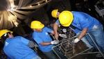 Aceros Arequipa desarrolla capacitación gratuita sobre carpintería metálica en Villa El Salvador