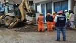 Sunass supervisa restablecimiento del servicio de agua potable en El Rímac