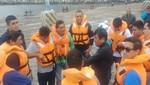 Chimbote: SERNANP capacita a pescadores artesanales en técnicas de supervivencia en mar