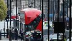 Londres: Un carro embistió a peatones y ciclistas frente al Parlamento [VIDEO]