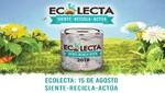 Arca Continental Lindley se une a la ECOLECTA 2018