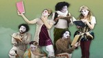 """Un espectáculo teatral inspirado en el libro """"Don Quijote de La Mancha"""" - """"Casi Don Quijote"""""""