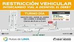 El Derby: Rutas de Lima inicia construcción del puente de vigas prefabricadas