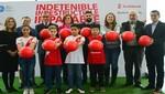 Más de 90 mil niños se beneficiarán con pelotas indestructibles