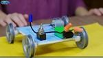 Ford enseña a construir un carrito eléctrico para incentivar la imaginación de los niños