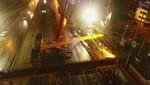 MML inició montaje de las estructuras metálicas del puente vehicular Junín sobre la Vía Expresa