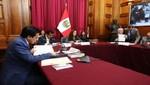 Informe de comisión Lava Jato listo para votación