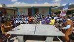 Pluspetrol inaugura programa de tenis de mesa en beneficio de 6,000 niños de Satipo