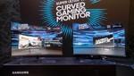Samsung presenta el nuevo monitor curvo para videojuegos CJG5