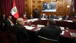 Listo informe final de comisión Lava Jato