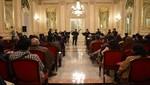Continúan las obras de teatro y los conciertos en el salón dorado del Teatro Municipal
