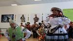 Paucartambo: Exposición sobre la festividad de la Virgen del Carmen en el 'Jorge Chávez'