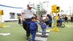Miraflores celebra la semana de la educación vial con actividades gratuitas para grandes y chicos