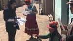 ONPE instalará más de 700 locales de votación en centros poblados