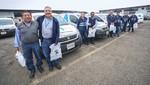 Peugeot realiza importante entrega de flota a Telefónica