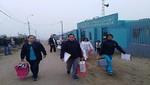 Brigadas del Minsa realizan bloqueo vacunal para proteger a la población contra el sarampión