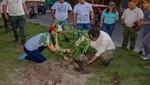 Reservas Nacionales Pacaya Samiria y Allpahuayo Mishana reforestan con árboles nativos la ciudad de Iquitos
