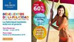 Vuelven los descuentos de la felicidad a Bahia Principe con rebajas del 60%