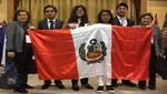 Delegación peruana gana medallas de oro y de plata en Olimpiada Iberoamericana de Biología