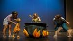El teatro de La Universidad Del Pacífico presenta: La Pequeña Niña