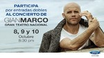Ford Perú te lleva al concierto de Gianmarco