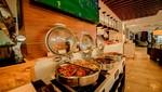 Lo mejor del desayuno y del almuerzo en el Bistro Brunch Dominical Del Courtyard Lima Miraflores