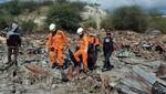 Número de muertos a causa de terremoto y Tsunami en Indonesia aumenta a 1234
