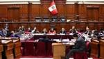 Aprueban modificación de artículos 104 y 105 de la Constitución