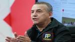Candidatura de Daniel Urresti corre riesgo de ser suspendida a causa de sentencia judicial en su contra
