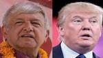Donald Trump no asistirá a asunción de mando de Andrés Manuel López Obrador